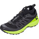 Salomon XA Enduro Running Shoes Men green/black
